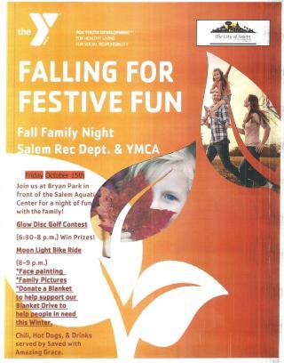 Falling for Festive Fun