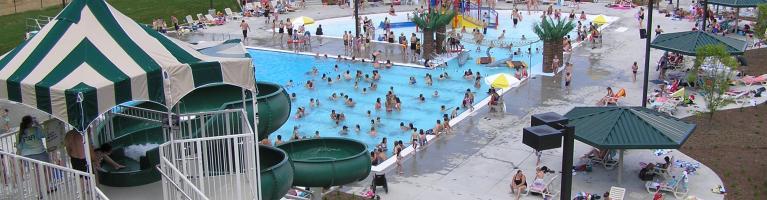 Salem IL Aquatic Center